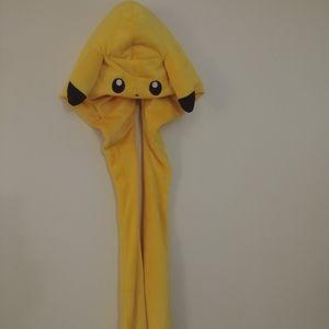 Pokemon Hat Scarf Gloves